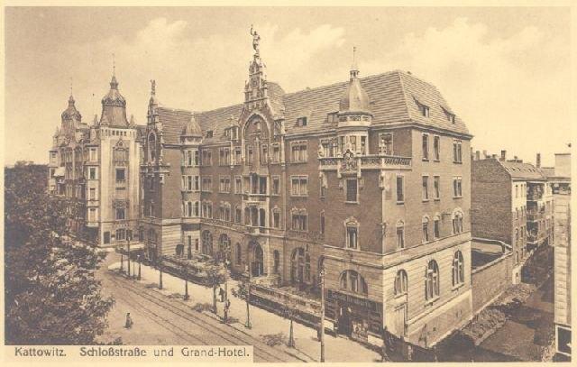 Katowice - Grand Hotel