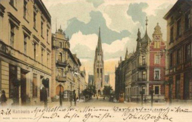 Katowice, Mariacka
