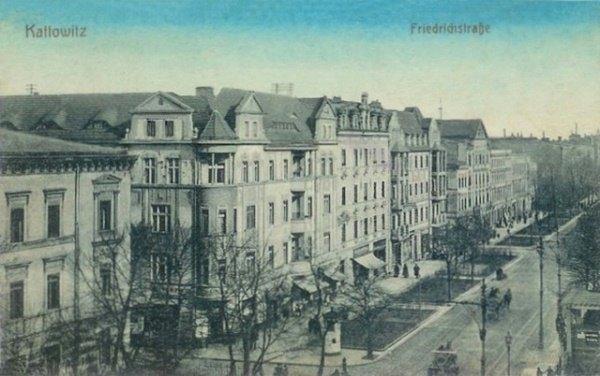 Katowice, Warszawska 28