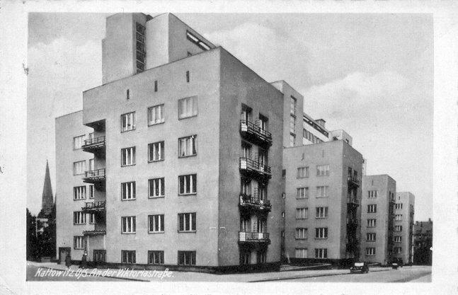Katowice, ul. Jordana6