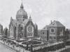 Katowice, ul. Mickiewicza Synagoga